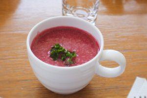 プロテインひろこ特製(プロテイン入り)野菜スープ