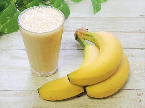 バナナジュース店なぜ人気?