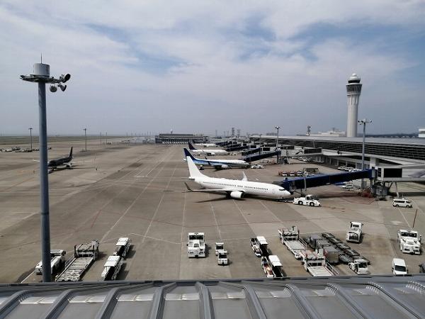 セントレア・中部国際空港