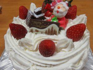 鎧塚シェフのクリスマスケーキレシピ